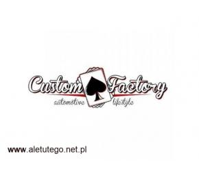 Customfactory - materiały i akcesoria dla fanów motoryzacji